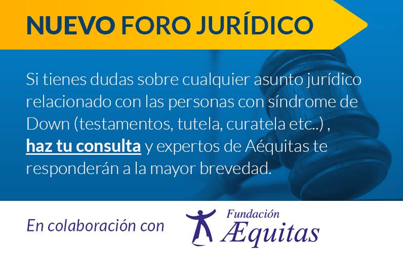 Foro Jurídico Down España