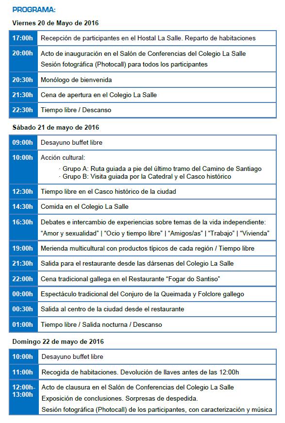 Programa ENJ
